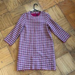 NWT-Zara Tweed Dress